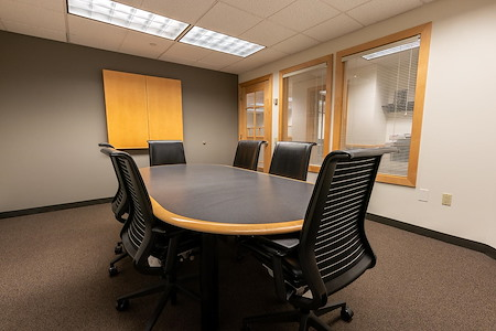 INTELLIGENT OFFICE- Melville - Small Conference Room On-demand
