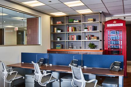 Servcorp - Chicago 155 North Wacker - Dedicated Desk