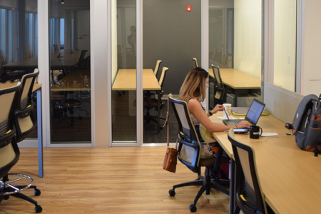Venture X   Harlingen - Dedicated Desk
