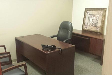 Quest Workspaces- Boca Raton - Interior Office