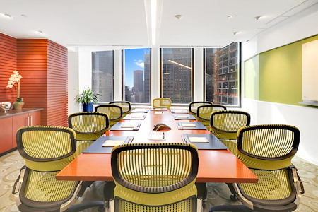 Carr Workplaces - Grand Central - Park Avenue Conference Room