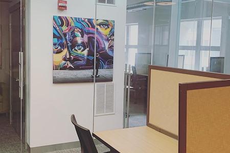 HUB116 - River North - Single - private office