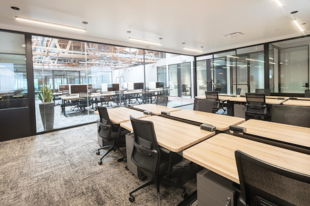 CommonGrounds Workplace | Long Beach - Office for 9