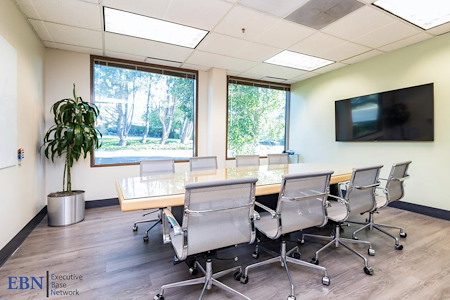 Executive Base Network - Window Conference Room