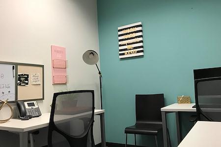 Regus | Oppenheimer Tower - Social Distancing Friendly Office