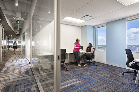 Pipeline Workspaces | Tampa - Interior Private Office for 4