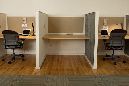 Brooklyn Creative League - Flex Desk 40 hours