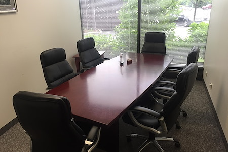 Lake Cook Reporting - Starburst Conference Room