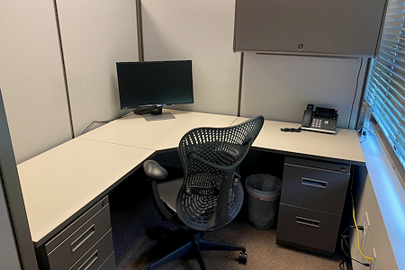 Peachtree Tech Village - Dedicated Private Cube