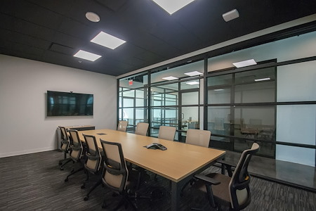 Venture X | Dallas Park Cities at Campbell Centre - Large Meeting Room