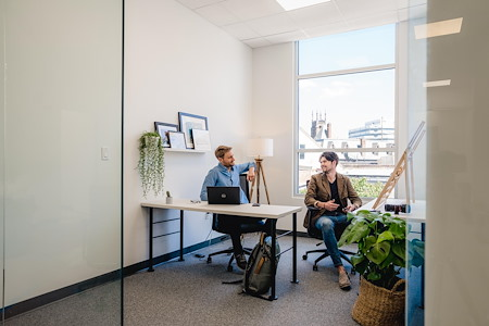 Desk - Dedicated Office For 2