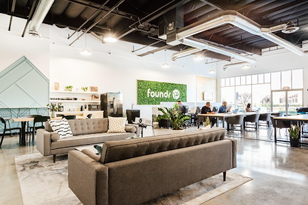 FoundrSpace Coworking - Day Pass