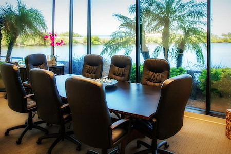 On Point Executive Center - Waterfront Conferene Room Tampa