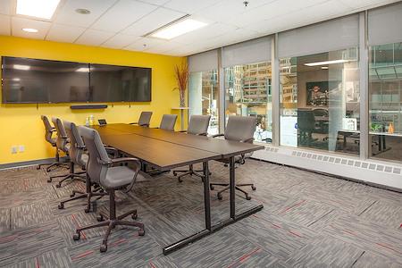 Metcalfe Centre - TCC Canada - Metcalfe Zoom Room