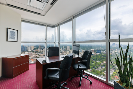 Servcorp - Houston Williams Tower - Exterior Private Office