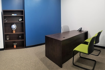 Pacific Workplaces - Bakersfield - Merlot Day Office