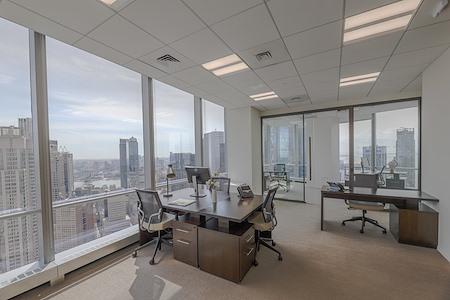 Silver Suites Offices - 7 World Trade Center - Corner Suite