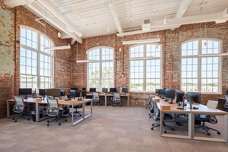 Venture X | Charleston - Garco Mill - Office Suite 134