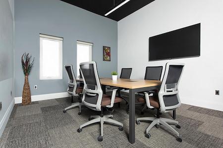 Venture X-  Village Centre Court - Conference Room