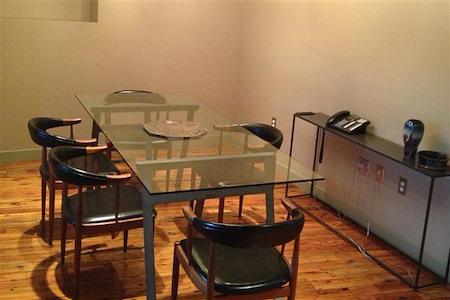 Hardwood Properties - Second Floor Conference Room