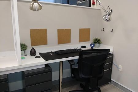 eSpace - Hingham - Dedicated Desk