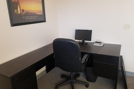 Professional Work Space - Executive (Private) Office