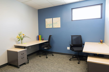 Satellite Workplaces Campbell - 2-Person Private Office