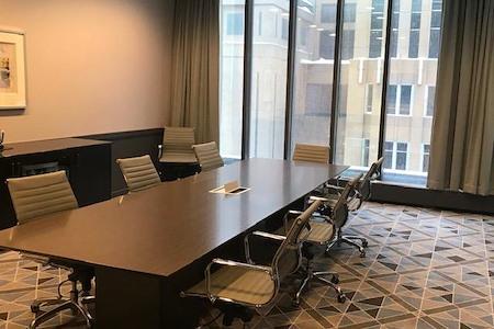 The Marquette Hotel - Executive Boardroom