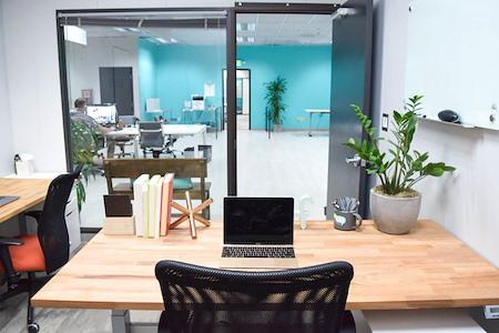 coLAB Santa Rosa - Private Office - Double