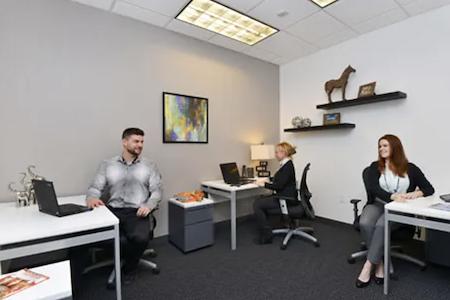 Regus   Desert Ridge Corporate - Suite 322