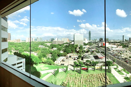 WORKSUITES   Houston Galleria - Westheimer - ExecutiveSuite - Window