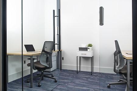 Venture X-Heartland - Private Office- 2 Desk