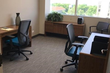 Office Evolution - Hoffman Estates - Office 3-Suite 431