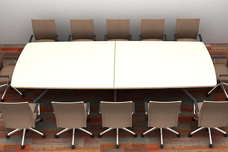 Hone Coworks - Forge Meeting Room