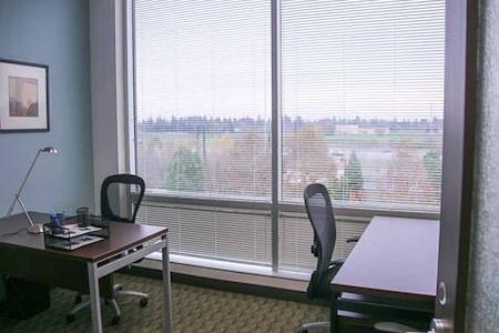 Regus | Promenade Circle - Private Office 362 Window View