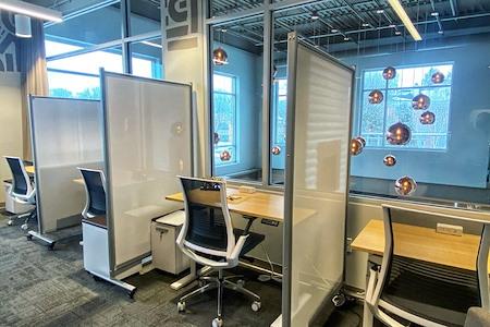 Lodgic Everyday Community - Dedicated Desk