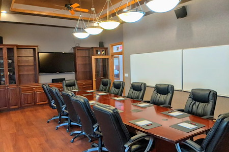 Wisconsin EMS Association - Boardroom/ Meeting Space for 12 (Hourly)