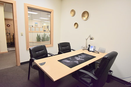 Intelligent Office - Walnut Creek - Private Office