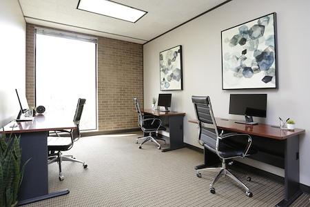 WorkSuites | North Dallas - LBJ Freeway - ExecutiveSuite - Window or Interior