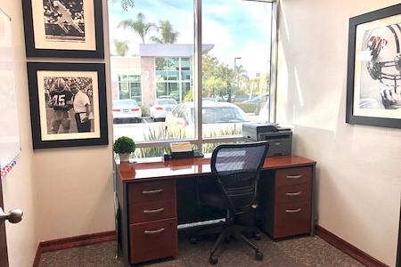 Prime Executive Offices, Inc. - Private window office