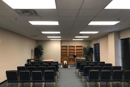 Texas Business Centers - Denton Location - Training / Meeting / Event Room