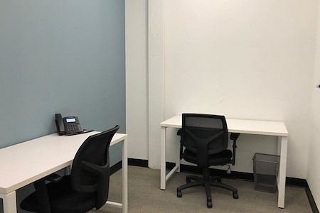 Station Coworking at Ambler Yards - Private Interior Office