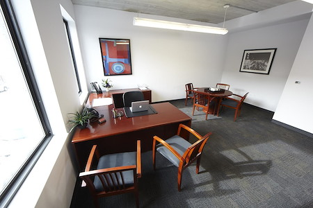 Inspire Business Center - Office Suite 206