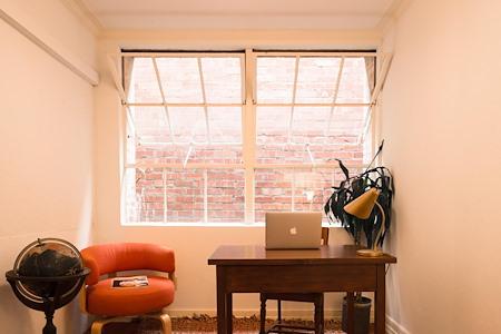 Rita House - Private Office