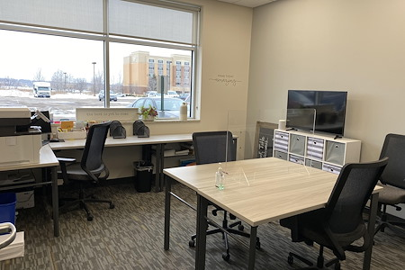 The Reserve - Woodbury - Team Private Space