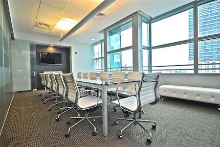 Quest Workspaces- 1395 Brickell - Boardroom 8th Floor