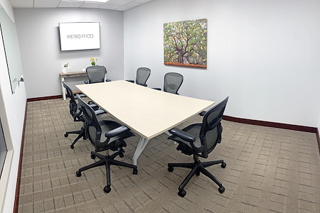 Metro Offices - Chevy Chase - The Chesapeake