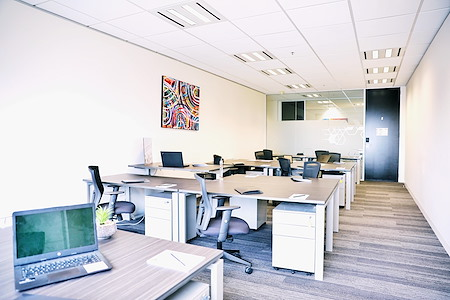 Victory Offices - Collins Place - Office Suite 445