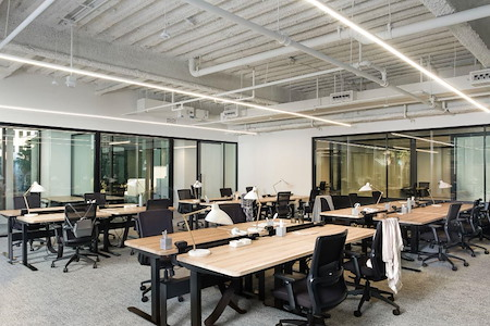 CommonGrounds Workplace | Downtown Los Angeles - Office for 7