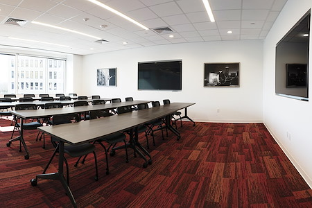 CityCentral- Downtown Ft. Worth - Classroom